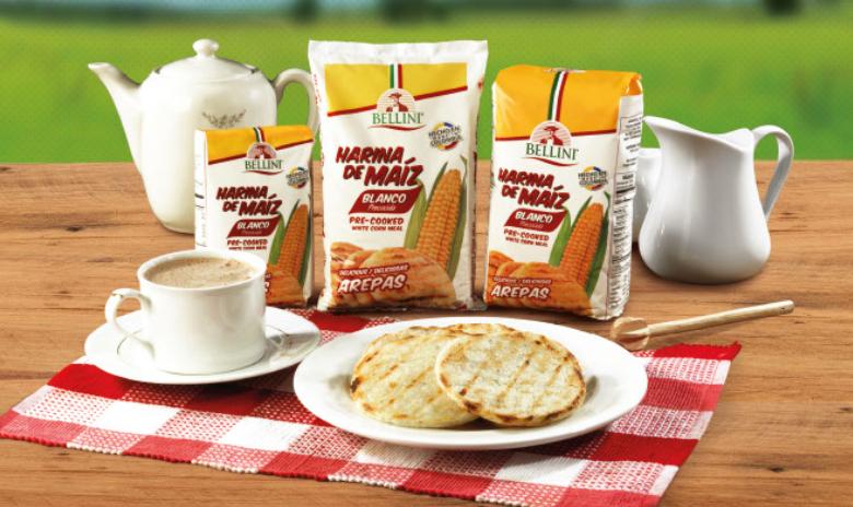 Bellini Maismehl arepas harina de maiz