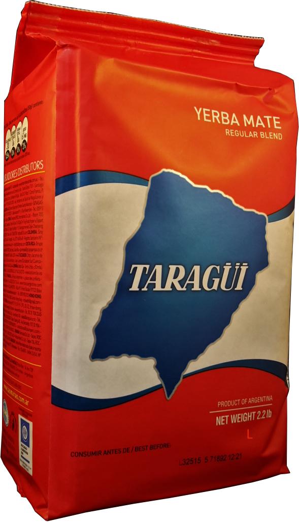 TARAGUEI - Yerba Mate Tea from Argentina - Regular Blend
