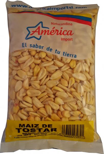 Cancha Mais - Peruanischer Röstmais - Canchita - 500g
