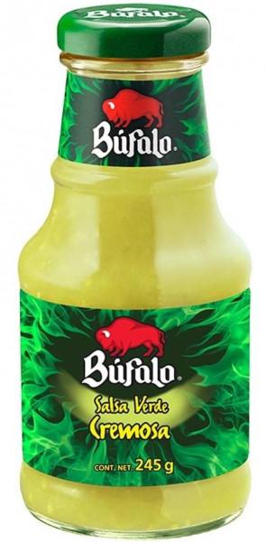 Salsa Verde cremosa - BUFALO - 245g