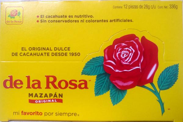 DE LA ROSA - Mazapan - Marzipan 336g