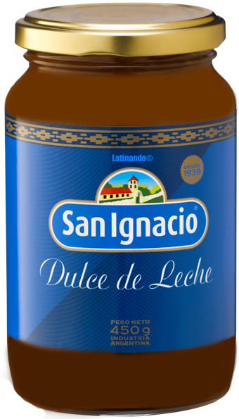 Dulce de Leche SAN IGNACIO - Argentinien - 450g