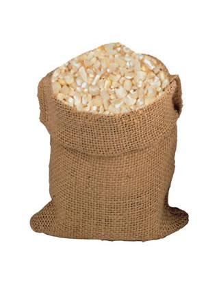 Weißer Mais - Maiz Trillado - Maiz blanco pisado locro - 25kg