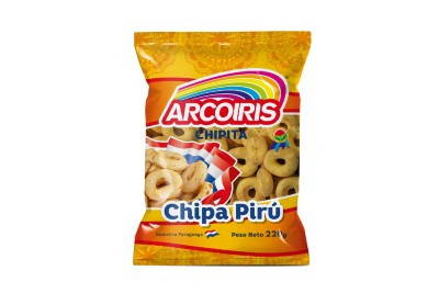 Chipa Piru - Arcoiris - Paraguay