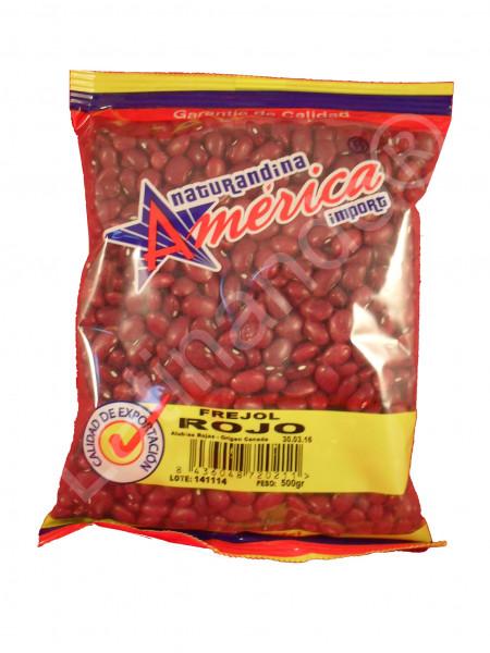 Frijoles rojos - Getrocknete rote Bohnen - 500g