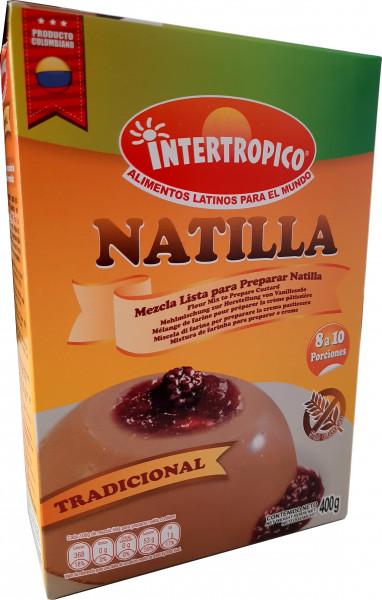 Natilla Tradicional - Intertropico - 400g