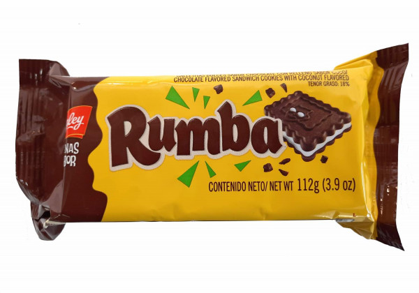 Galletitas - RUMBA - Bagley - 112g