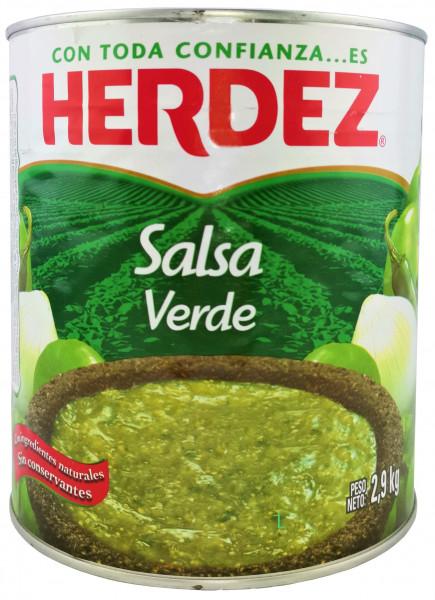 Salsa verde - Grüne Tomatensauce - HERDEZ