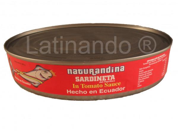 Makrelle in Tomatensauce - Naturandina - Ecuador - 425g