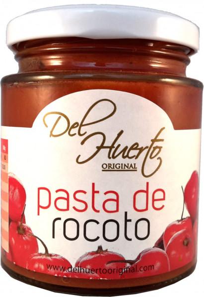 Rocoto Chilipaste - Pasta Crema de Rocoto - 212g
