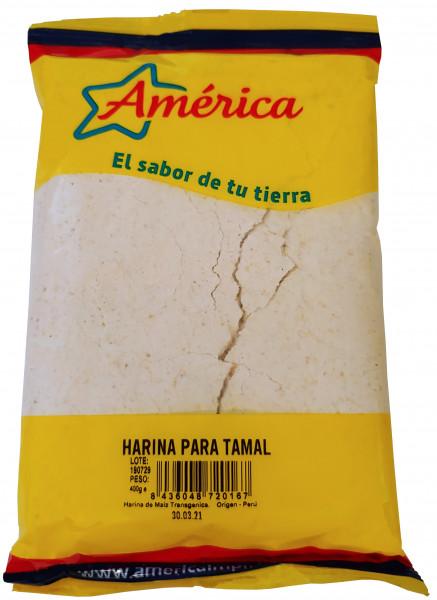 Tamales Mehl - Mote Maismehl - Harina para Tamal - 400g
