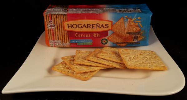 HOGARENAS Galletitas mix Cereales - ARCOR - Argentina - 176g