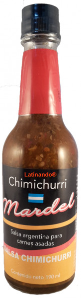 Chimichurri Sauce MARDEL - Made in ARGENTINA -
