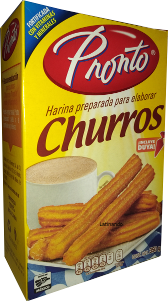 Churros - Pronto 350g