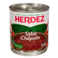 Salsa HERDEZ 210g Salsa Chipotle