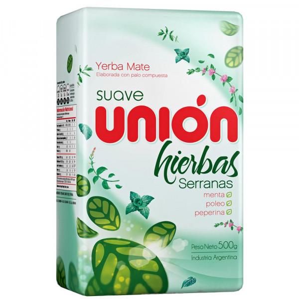 Mate Tee - UNION Hierbas Serranas - 500g