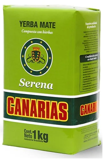 Canarias Serena - Mate Tee 1Kg
