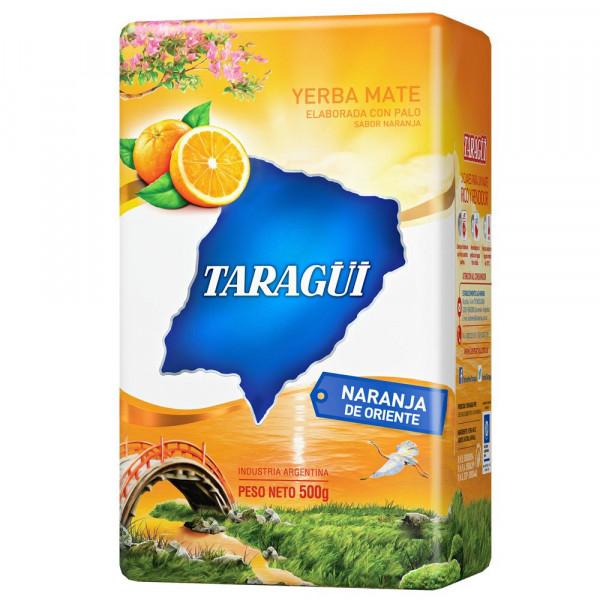 TARAGÜI Naranja de Oriente - Orange - 500g