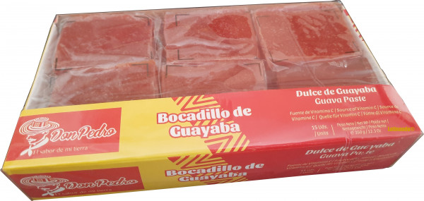 Bocadillo Veleño - Guavendessert - Don Pedro 350g