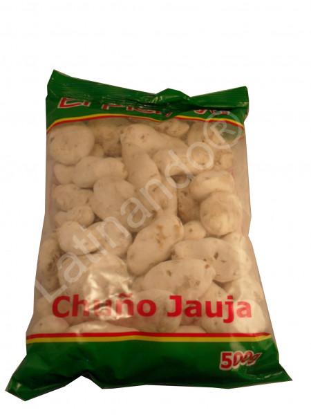 Tunta Chuno Papa Blanca- Weiße Kartoffel - 500g
