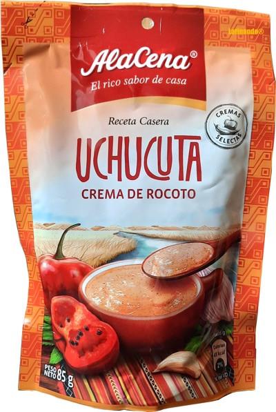 Uchucuta Crema de Rocoto ALACENA 85g
