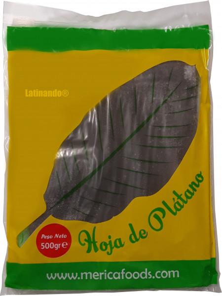 Hoja de Platano - Bananenblätter - America - 500g