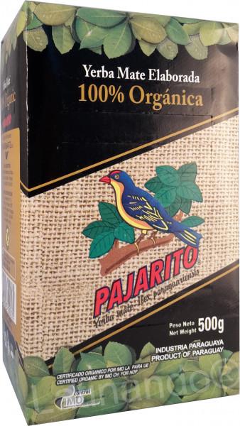 Bio Mate Tee PAJARITO - 100% Organic - 500g