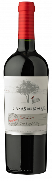 Casas del Bosque - Carmenere Reserva - Chile - 750ml