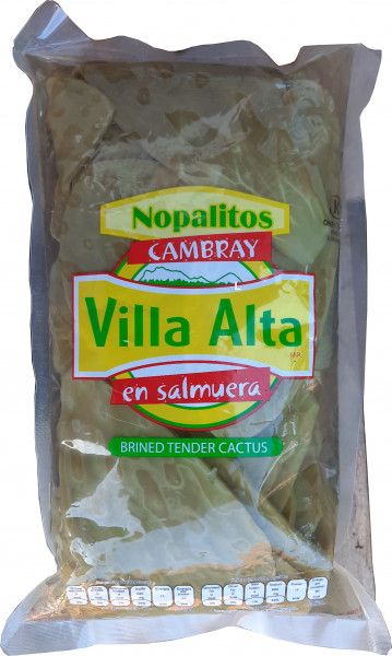 Nopalitos - Kaktusbläter - Cambray