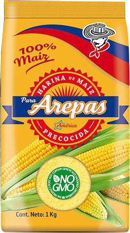 Gelbes Maismehl für Arepas - BELLINI - Kolumbien
