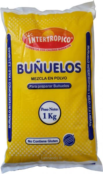 Bunuelos Colombianos - Fertigmischung - INTERTROPICO