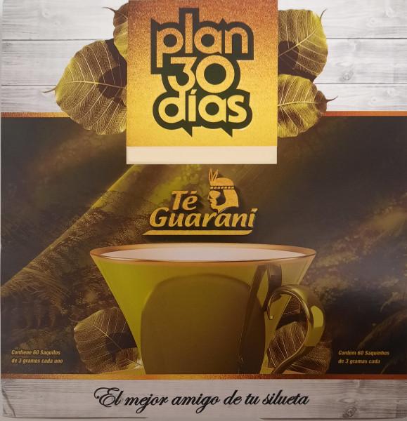 Plan 30 DIAS Te Guarani 180g