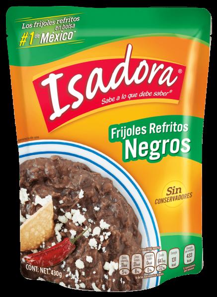 Frijoles Refritos Negros - ISADORA