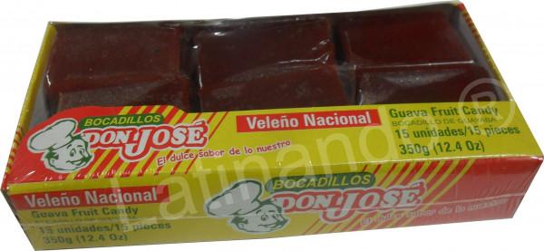 Bocadillo Veleño - Guavendessert - Don Jose 350g