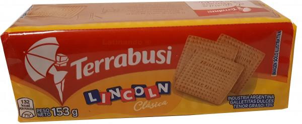 Lincoln galletitas Terrabusi - Argentinien