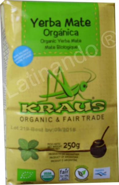 KRAUS Mate Tee Organic - 250g
