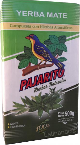PAJARITO Hierbas Naturales - Mate Tee aus Paraguay - 500g