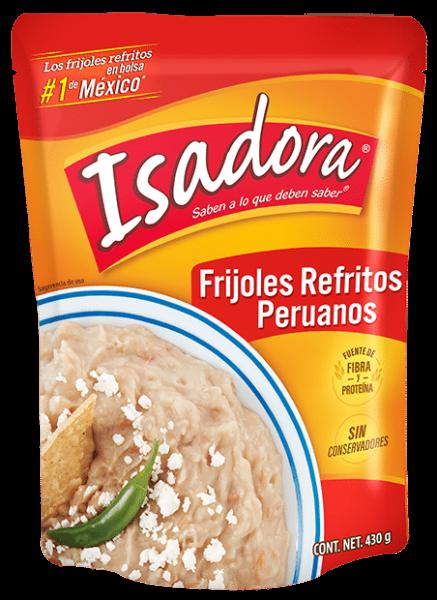 Frijoles Refritos Peruanos - ISADORA