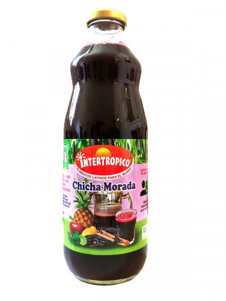 Chicha Morada - INTERTROPICO - 1 Liter