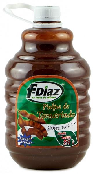 Concentrado Fruta DIAZ 1LT Tamarindo