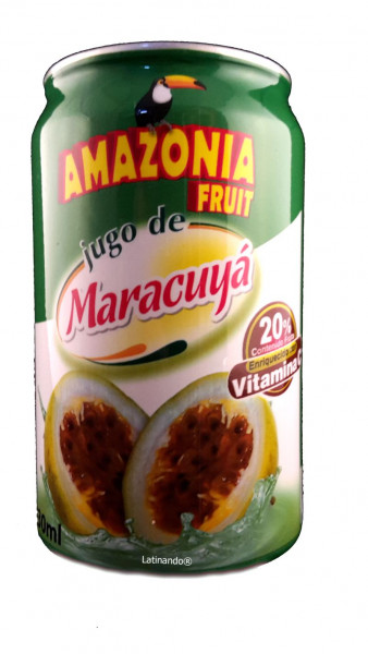 Passionsfrucht Getränk | AMAZONIA Fruit