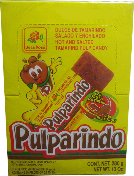 Pulparindo Tamarinde - Regular