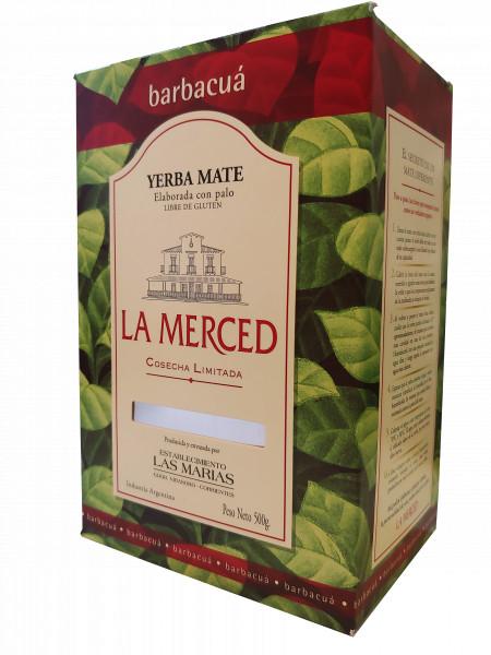 LA MERCED Barbacuá - Mate Tee aus Argentinien - 500g