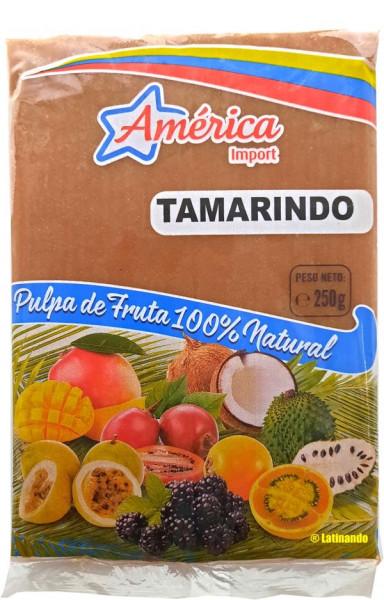 Pulpa de Tamarindo - Tamarindemark - 250g