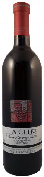 L.A. CETTO - Cabernet Sauvignon - Rotwein Mexiko