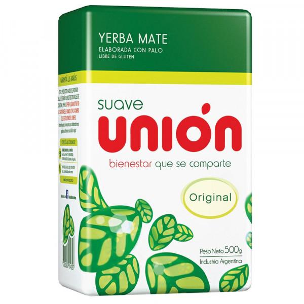 UNIÓN Suave - Mate Tee aus Argentinien - 500g