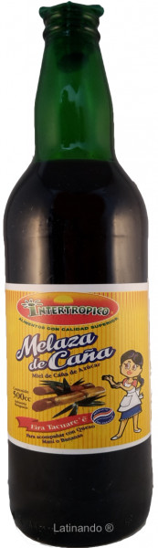 Zuckerrohr Melasse - Intertropico - 500ml