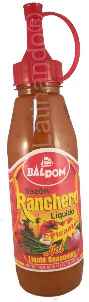 Sazonador adobo - BALDOM RANCHERO LIQUIDO PICANTE
