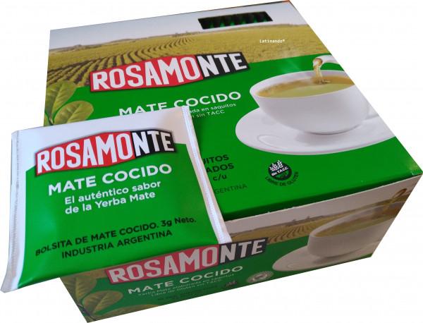 ROSAMONTE Saquitos mate cocido teebeutel 50 Stk