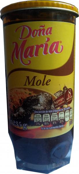 Mole Doña Maria - Glas - 235g